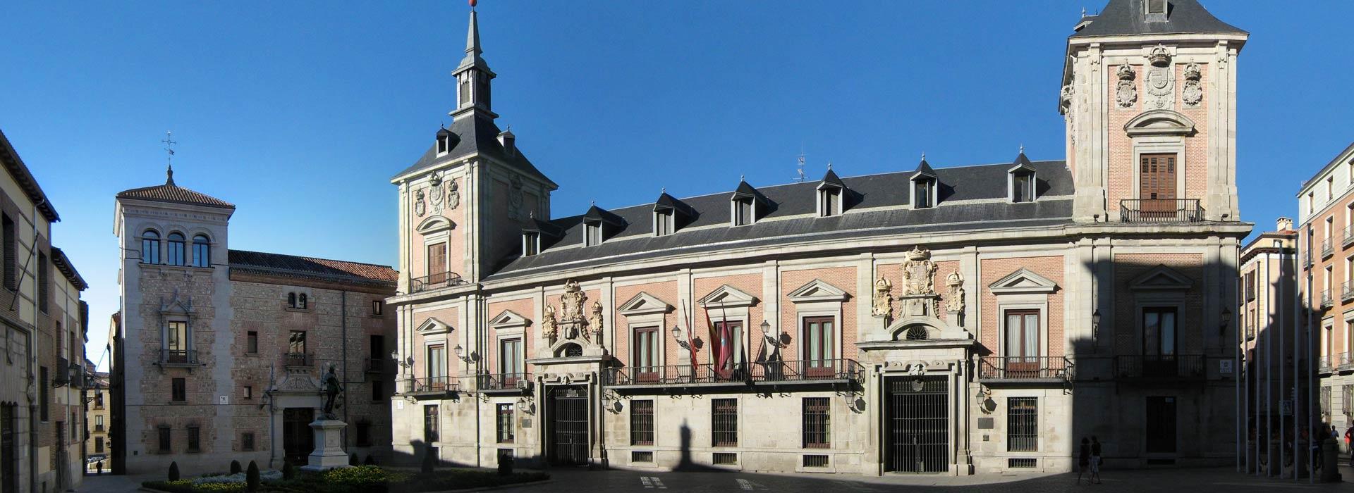 Madrid.Plaza de la Villa
