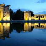 Madrid. Templo de Debod
