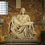 Piedad de Miguel Ángel de Roma