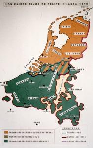 Los Países Bajos de Felipe II