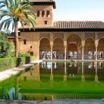 Alhambra. Palacioz Nazaríes