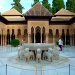 Alhambra. Patio de los Leones