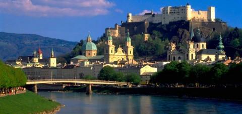 Salzburgo de día