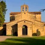 Oviedo. San Julián de los Prados