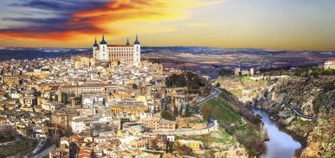 Toledo-Vista Panorámica