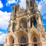 Reims. Catedral
