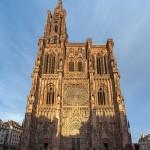 Strasburg. Catedral